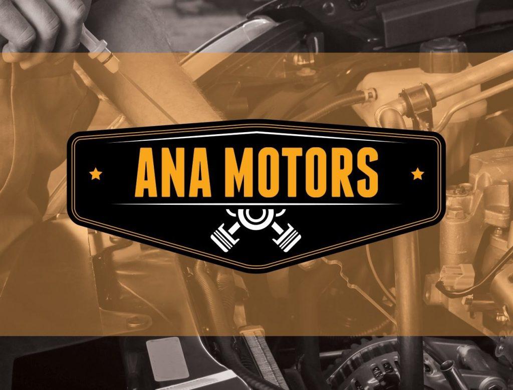 Ana Motors Artane Logo
